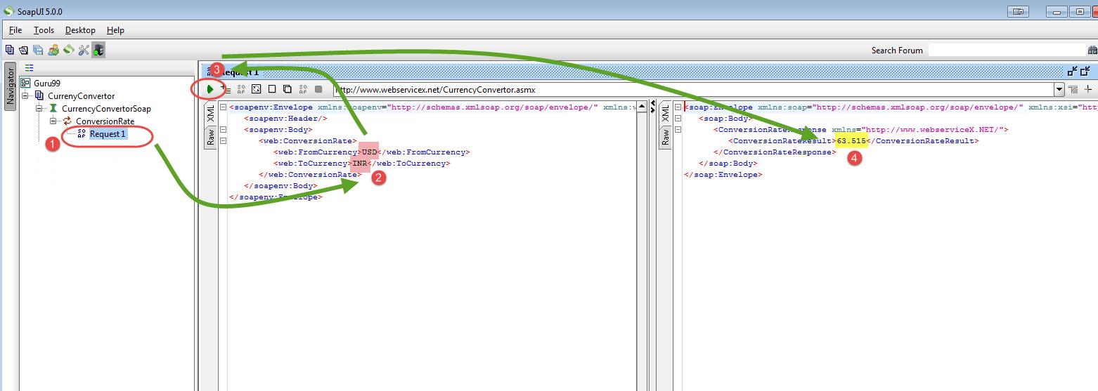 SoapUI Tutorial: Create a Project, Test Suite, TestCase