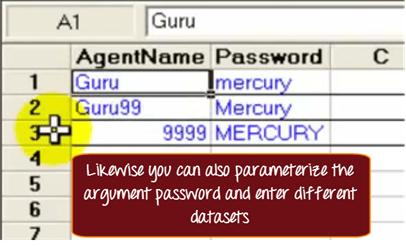Learn parameterization in QTP