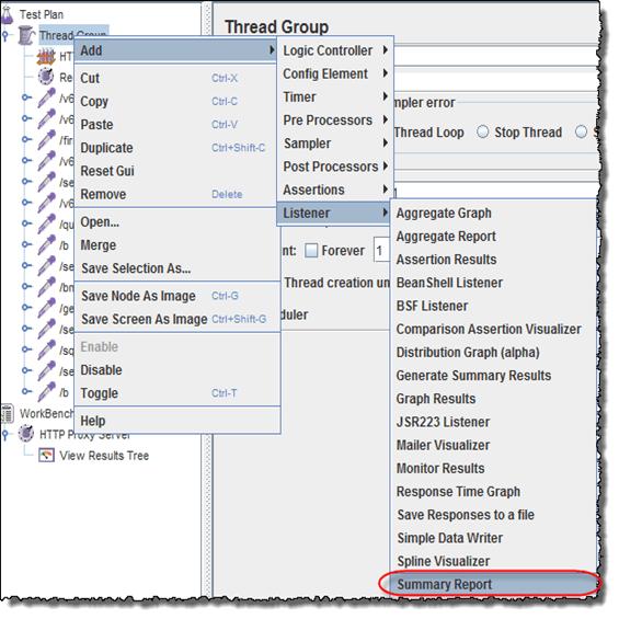 HTTP Proxy Server in JMeter: Record Example Script