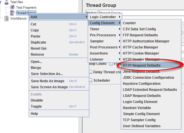 HTTP Proxy Server Testing using Jmeter