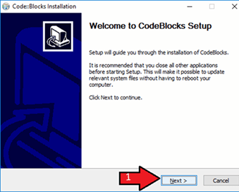 Installing C on Windows