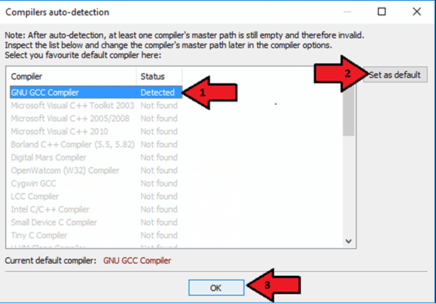 How to Download & Install GCC Compiler for C in Windows