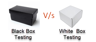 Difference between Black Box and White Box Testing