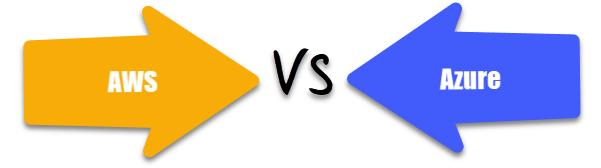 Azure vs  AWS: Key Differences
