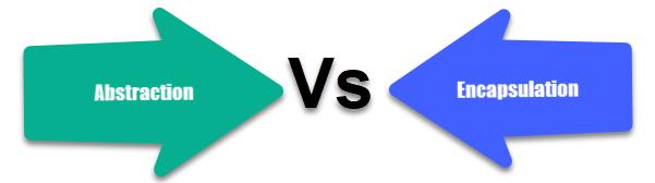 khác biệt giữa trừu tượng và đóng gói