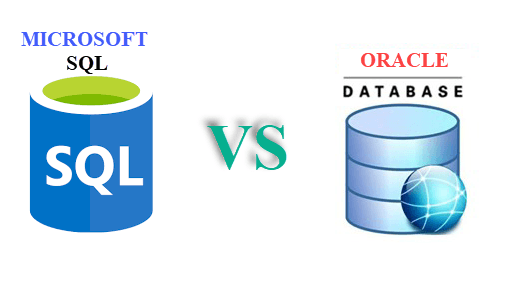 Oracle Vs  SQL Server: Key Differences