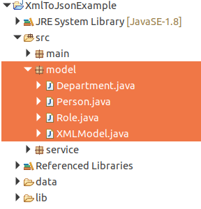 Convert JSON to XML using Gson and JAXB: JAVA Example