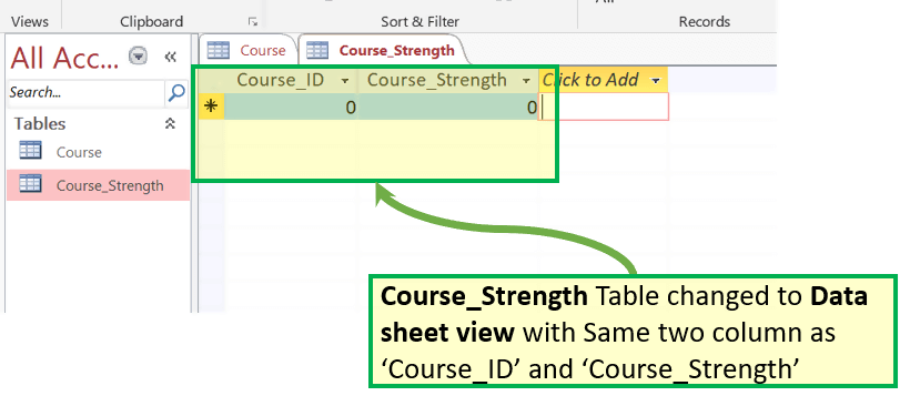 MS ACCESS Tutorial: Learn with Example