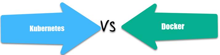 Kubernetes vs. Docker