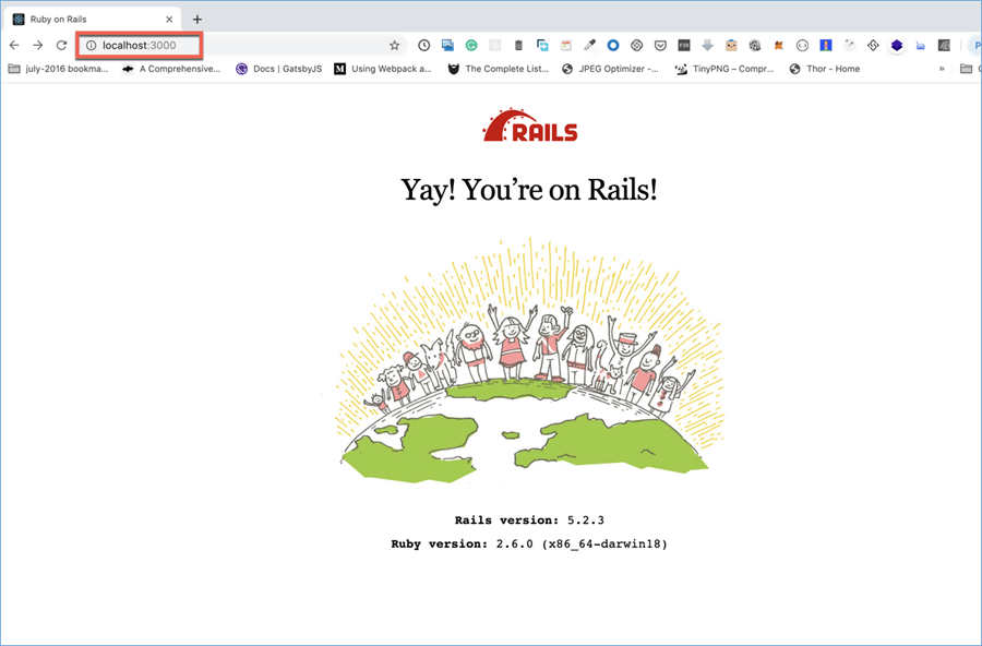 Ruby on Rails Tutorial: Installation, Examples