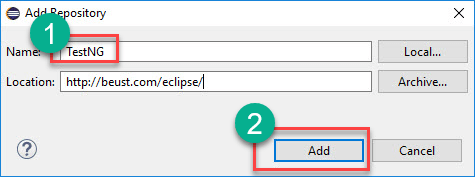 How to Download & Install TestNG in Eclipse for Selenium
