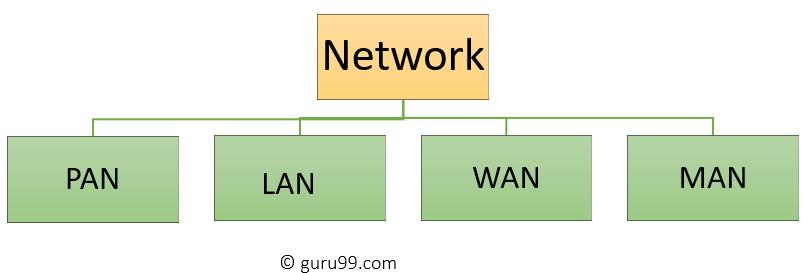 Types of Computer Networks: LAN, MAN, WAN, VPN
