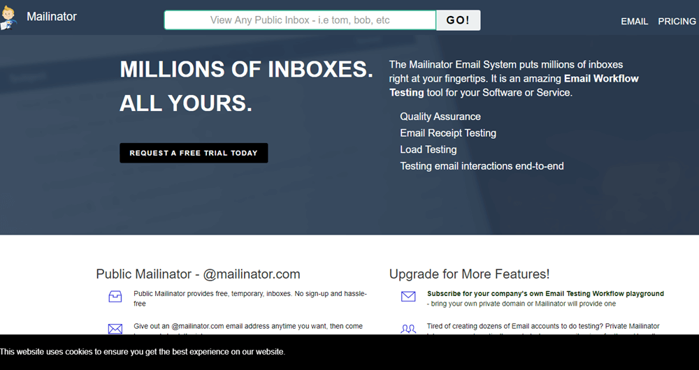 19 Best FAKE Email Generators (Free Temp Email Address)