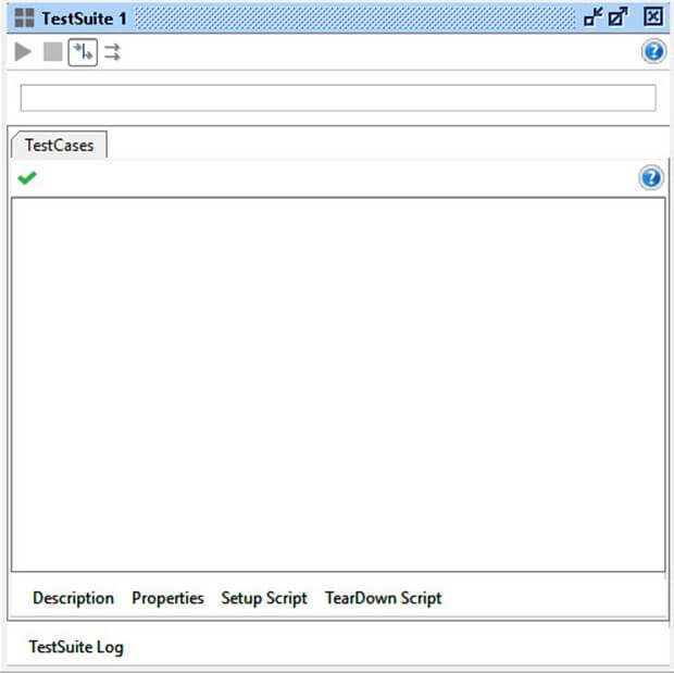 Creating Test Suite in SoapUI