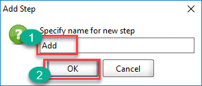 Adding a new Test Step in SoapUI