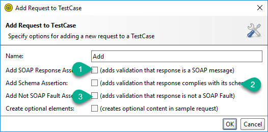 Steps for Adding a Test Step in SoapUI