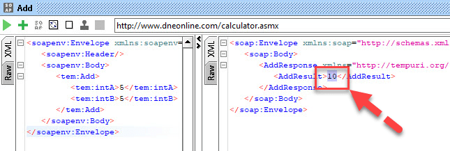Reading Response in SoapUI