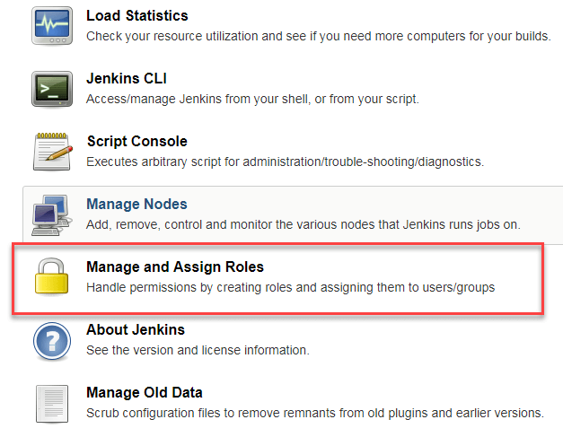 How to Create Users & Manage Permissions: Role Strategy Plugin