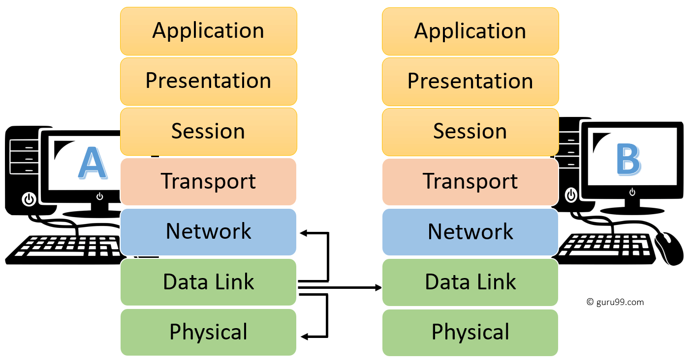 Layers of OSI Model Explained
