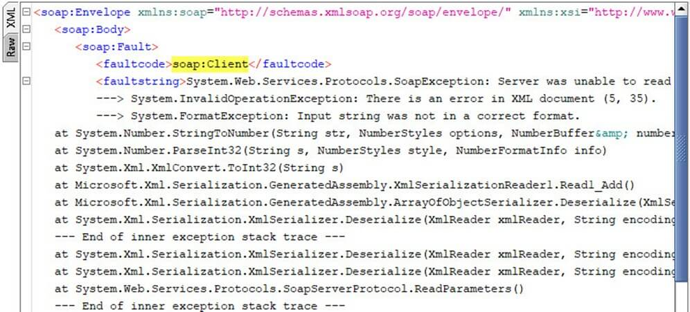 Common Assertions Errors and Troubleshooting in SoapUI