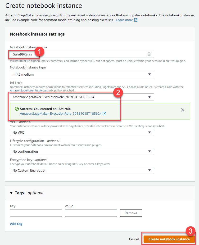 How to Install Keras on Amazon SageMaker