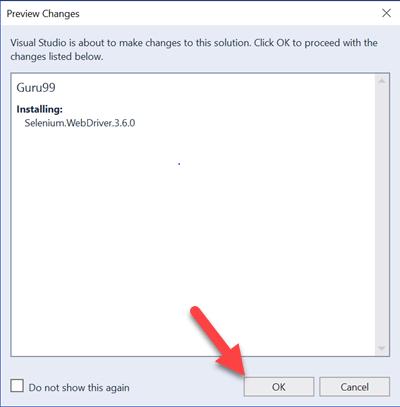 Selenium C# Webdriver Tutorial: NUnit Example