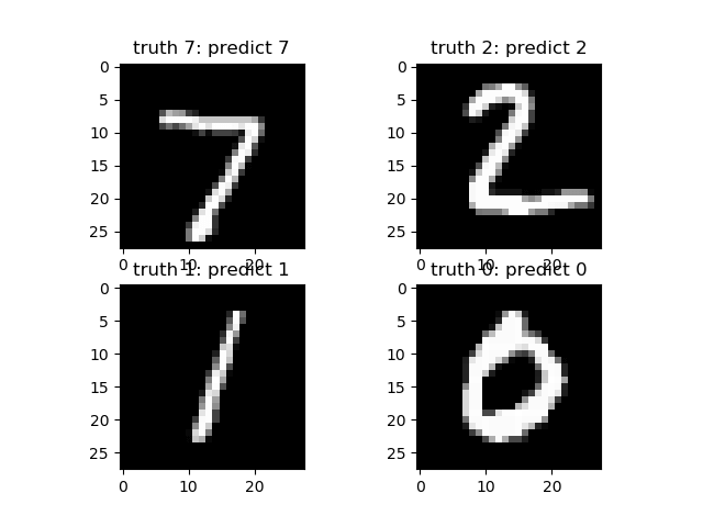 Image Classification Example with PyTorch