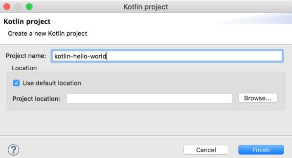 Kotlin tutorial