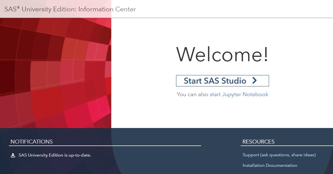 Installing SAS in AWS