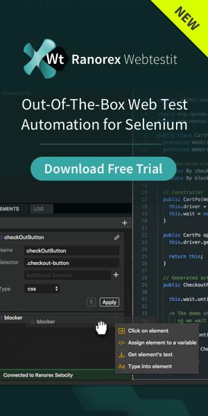 Selenium Tutorial for Beginners: Learn WebDriver in 7 Days