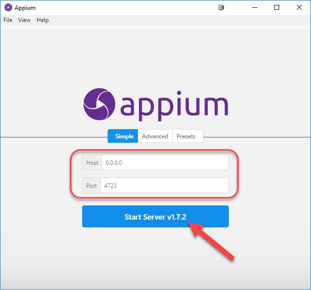 APPIUM Tutorial For Beginners