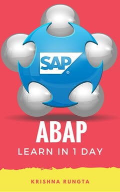 Sap Abap Tutorial Pdf Programming Examples For Beginners