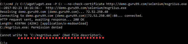 How to Upload & Download a File using Selenium Webdriver
