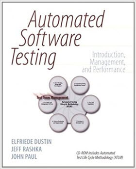 Best 4 software testing books for tester in 2018 automated software testing introduction management and performance fandeluxe Choice Image