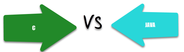 C vs Java