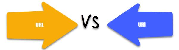 Sự khác biệt quan trọng giữa URL với URI!