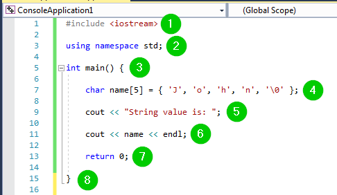 言語 strcat c