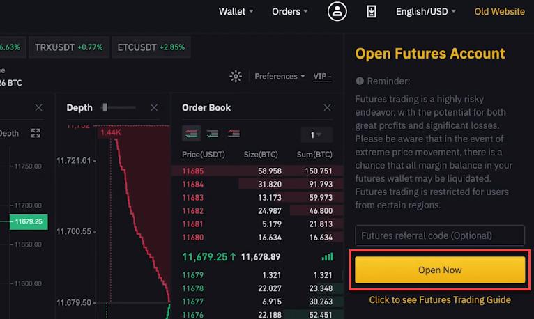 bitcoins options trading