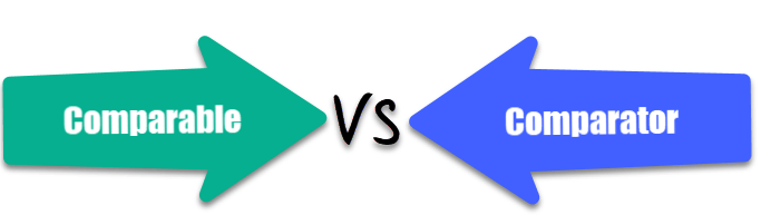 Difference between Comparable vs Comparator in Java