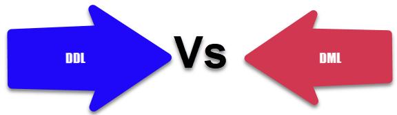 DDL vs DML