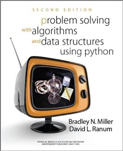 Giải quyết vấn đề với thuật toán và cấu trúc dữ liệu bằng Python