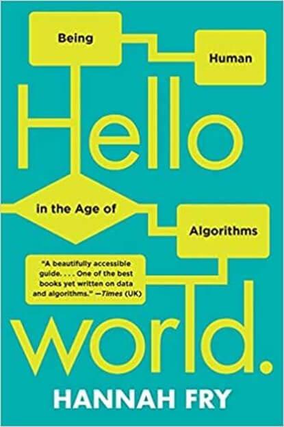 Xin chào thế giới: Là con người trong thời đại của thuật toán