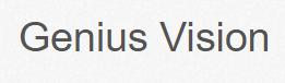 Genius Vision security camera software