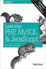 Học PHP, MySQL & JavaScript: Với jQuery, CSS & HTML5