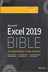 Kinh thánh Excel 2019