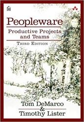 sách lập trình Phần mềm con người: Các dự án và nhóm năng suất