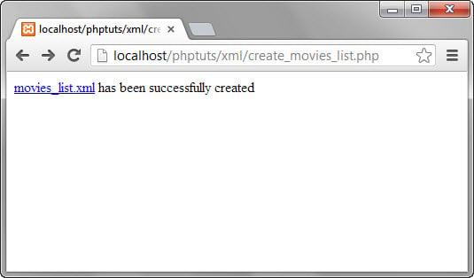 PHP XML, DOM, Parser