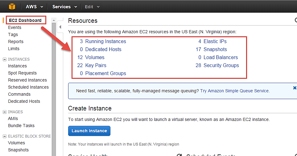 Change Instance Type, Security Group, Termination Protection: AWS EC2