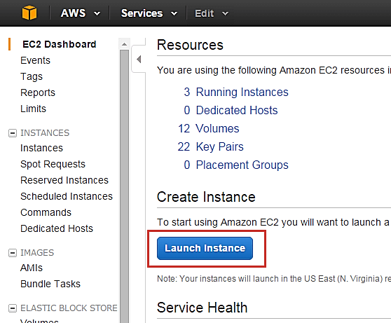 how to connect to amazon ec2 instance