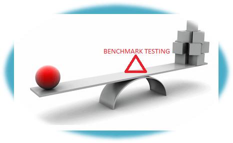 Benchmark testing image